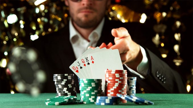 Three Methods Create Better Casino With The assistance Of Your Dog