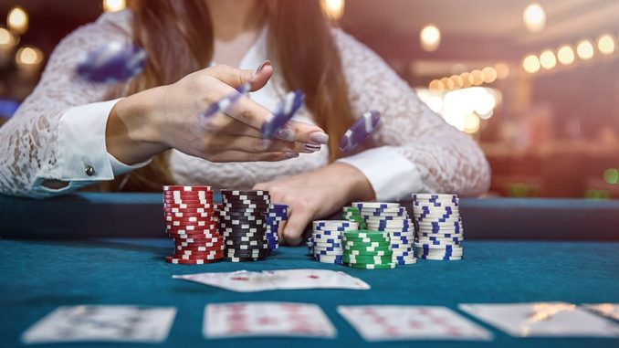 The Draw Back Risk Of Casino That No One Is Talking About