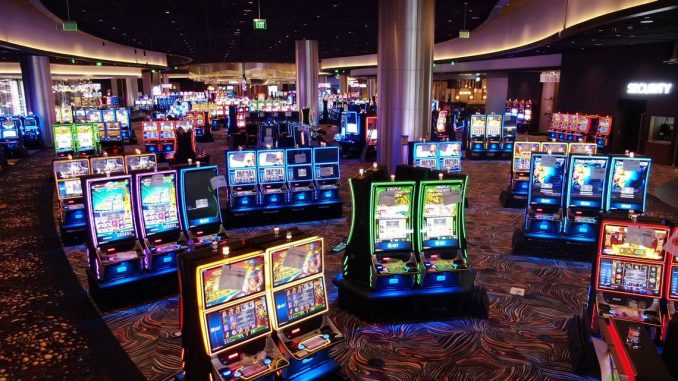 What's New About Casino Game